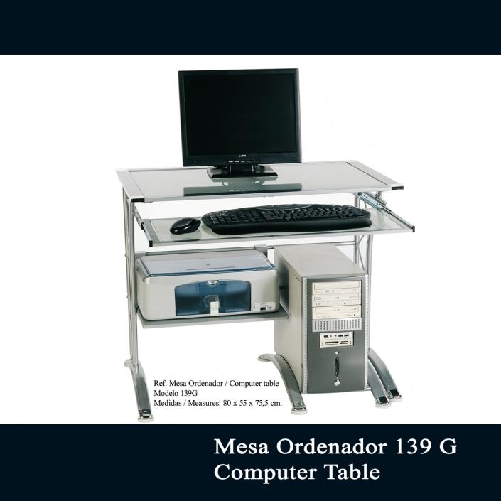 Mesas cristal - Mesa ordenador oferta ...